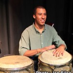 Matthew Gonzalez, Percussion