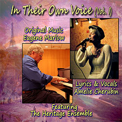 """""""In Their Own Voice I"""" Eugene Marlow and Amelie Cherubin"""