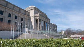 Brooklyn Museum Fountain