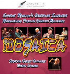 Mosaica and RocketHub
