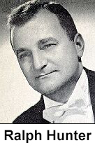 Ralph Hunter, pianist, arranger and choir director