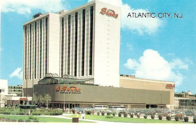 Sands hotel and casino in atlantic city casino slot attendant salary