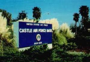 Castle Air Force Base, Merced, CA