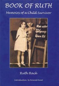 """""""Book of Ruth"""" by Ruth Rack (nee Landesberg)"""