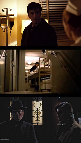 The Godfather (1972) / The Godfather Part II (1974)