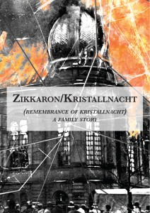 Zikkaron/Kristallnacht Remembrance of Kristallnacht DVD by Eugene Marlow