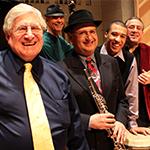 The Heritage Ensemble: Eugene Marlow, Michael Hashim, Matthew Gonzalez, Bobby Sanabria and Frank Wagner