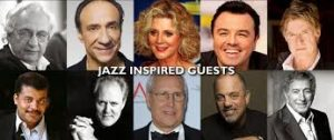 Jazz Inspired Guests who have been on Judy Carmichael's NPR show